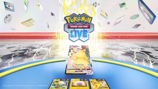 Pokémon Estampas Ilustradas Live